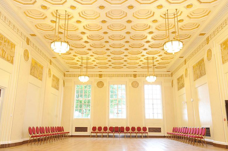The George Hall Swansea