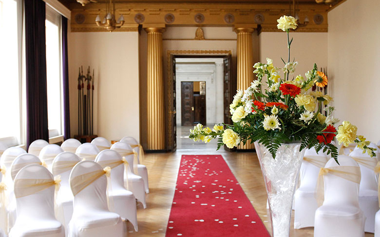 Weddings and celebrations in Swansea