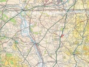 Moyleabbey Organic Farm Map